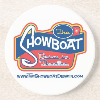 Showboat Drive-in Costers Drink Coasters