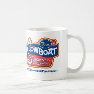 Showboat Drive in Logo Mug