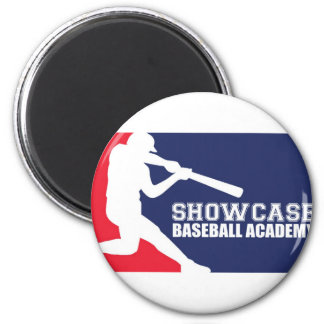 Showcase Baseball Academy Merchandise Fridge Magnets