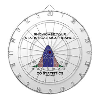 Showcase Your Statistical Significance Statistics Dartboards