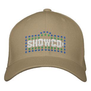 Showco Inc. Dallas Texas Embroidered Baseball Cap 66830c056bd1