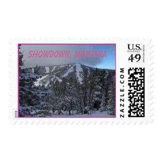 Showdown, Montana Postage