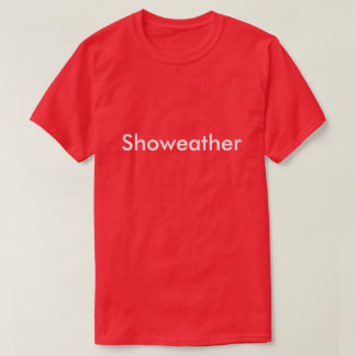 """Showeather"" Inspired by Hector Lombard Champion T-Shirt"