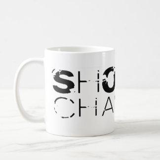 Shower Chasers Logo Mug