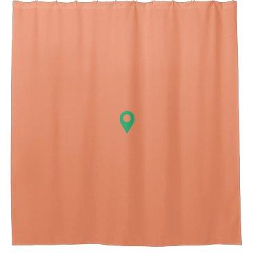 inaayastore Shower Curtain