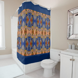 African Shower Curtains Zazzle