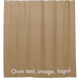 Shower Curtain uni Gold