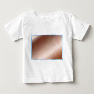 Shower Heart Garland on Golden Platter Baby T-Shirt
