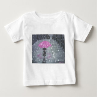 Shower in the City Baby T-Shirt