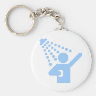 Shower Keychain