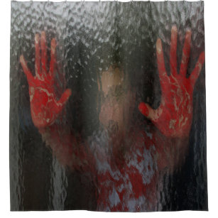Shower Of Death Curtain