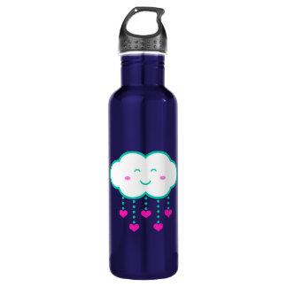 Shower of Hearts Water Bottle