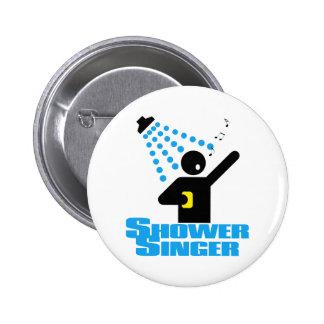 Shower Singer Button