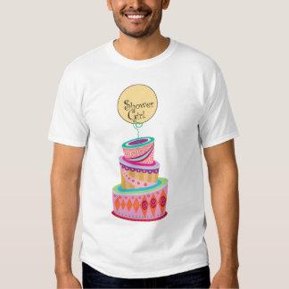 Shower Template T-Shirt