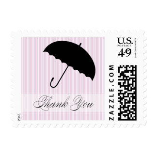 Shower Thank You Postage