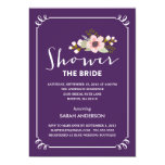 SHOWER THE BRIDE | BRIDAL SHOWER INVITATION