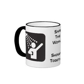 Shower Together Coffee Mug