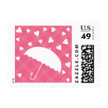 Showered with Love- Shower Postage