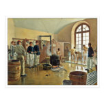 Showers at the Regiment by Eugene Chaperon Postcard