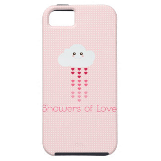 Showers of Love iPhone SE/5/5s Case