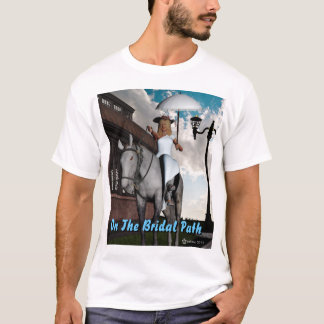 Showers On the Bridal Path T-Shirt