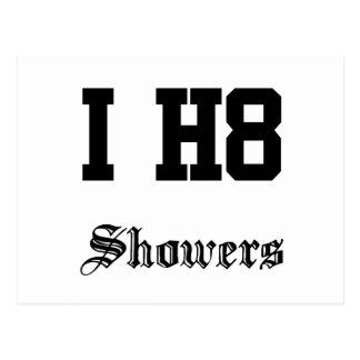 showers postcard