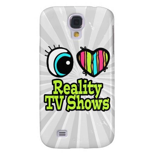 Showes televisivo brillantes de la realidad del am