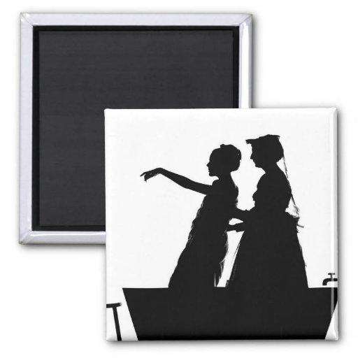 Showgirls - P0002631.Jpg Fridge Magnet