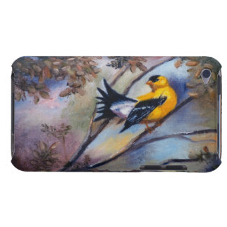 Showing Off Bird IPod Touch Case