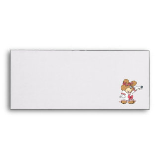 showing off ring bride to be teddy bear envelope