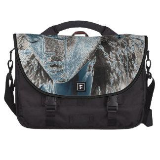 Showing Pain Through Art Laptop Bags