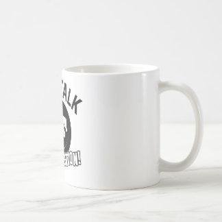 showjump more awesome coffee mug