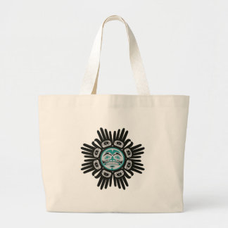SHOWS THE WAY LARGE TOTE BAG
