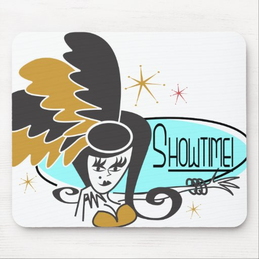 Showtime Alfombrillas De Raton