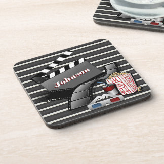 Showtime Movie Pictures Coaster