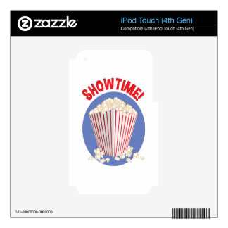 Showtime Skins Para iPod Touch 4G