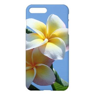 Showy Plumeria Frangipani Blooms iPhone 7 Plus Case