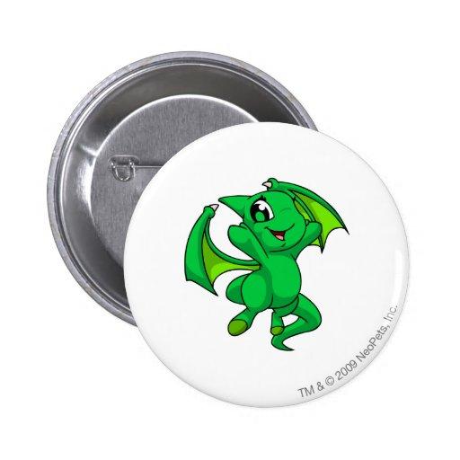 Shoyru Green Buttons