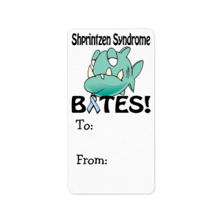 Shprintzen Syndrome BITES Label