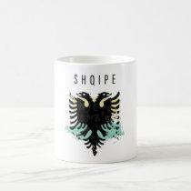 Shqipe Albo Eagle Summer Splash Coffee Mug