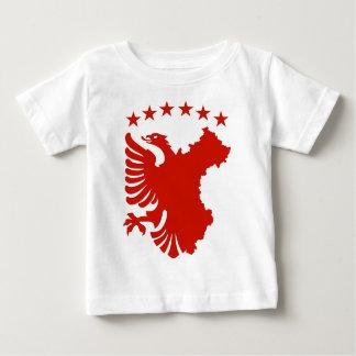 Shqipe - bandera autóctona remera