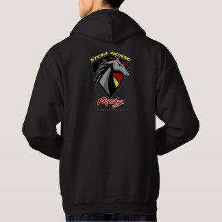 SHR Men's Basic Hooded Sweatshirt