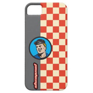 Shrapnel Rocco iPhone 5 Covers