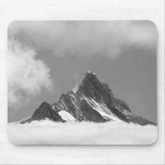 Shreckhorn summit, 3741 m. from Faulhorn, Mouse Pad