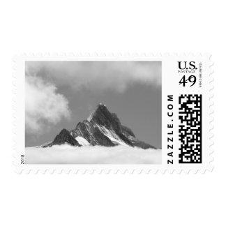 Shreckhorn summit, 3741 m. from Faulhorn, Postage