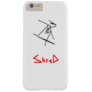 Shred design barely there iPhone 6 plus case