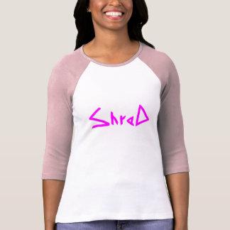 shred logo2 T-Shirt