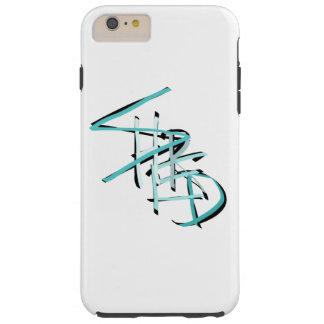 shred logo tough iPhone 6 plus case