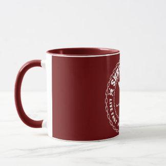 Shred Metal Mug
