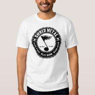 Shred Metal Shirts